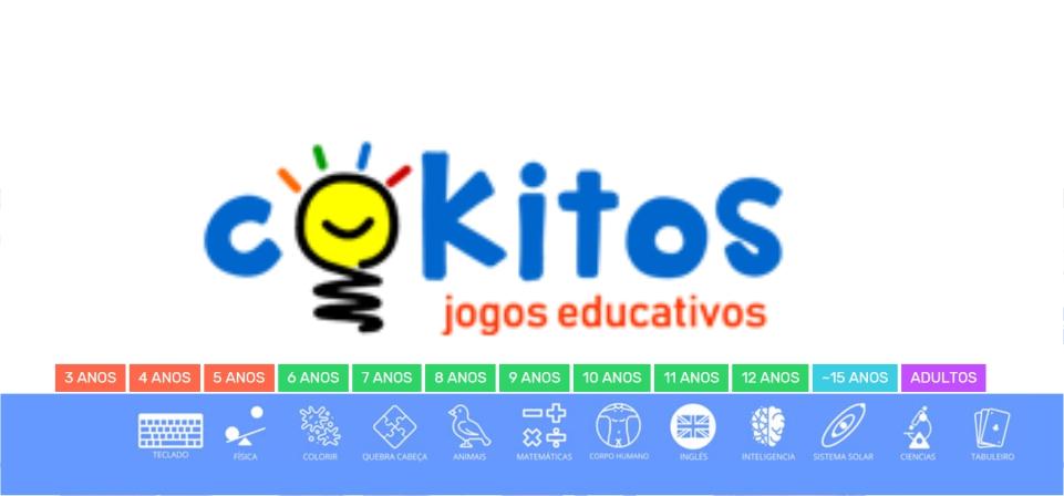 COKITOS - JOGOS EDUCATIVOS