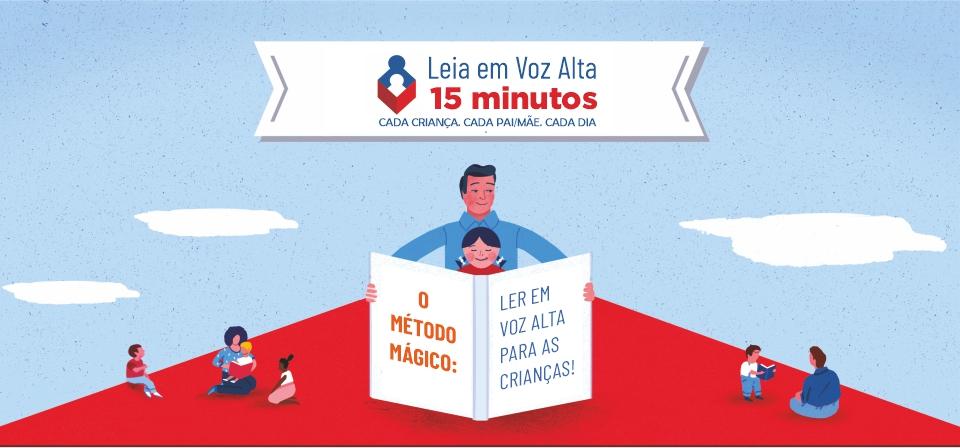 O MÉTODO MÁGICO: LER EM VOZ ALTA PARA AS CRIANÇAS!