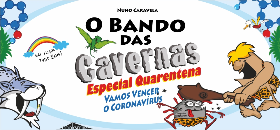 O BANDO DAS CAVERNAS